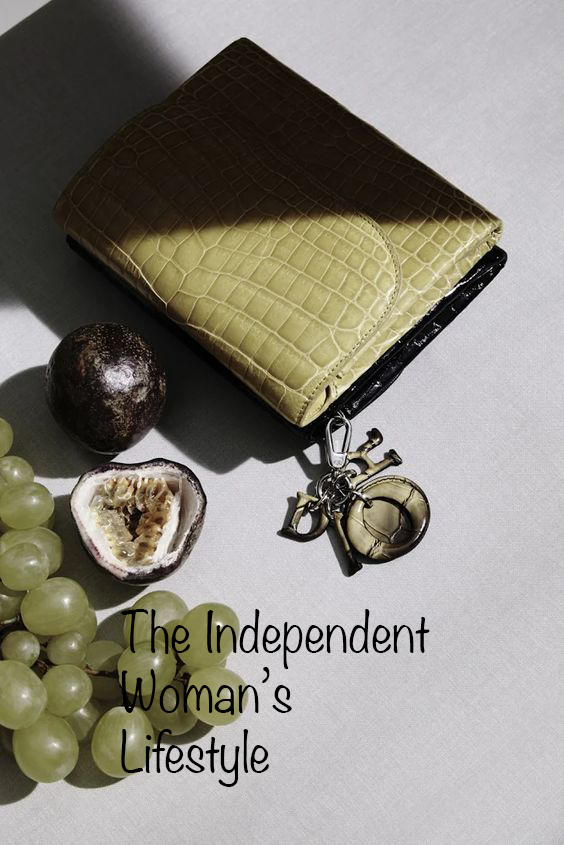 The independent woman's lifestyle