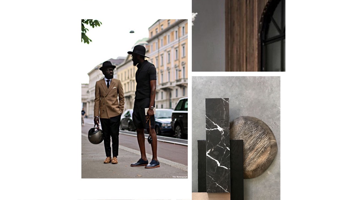 How to create the perfect mood board?