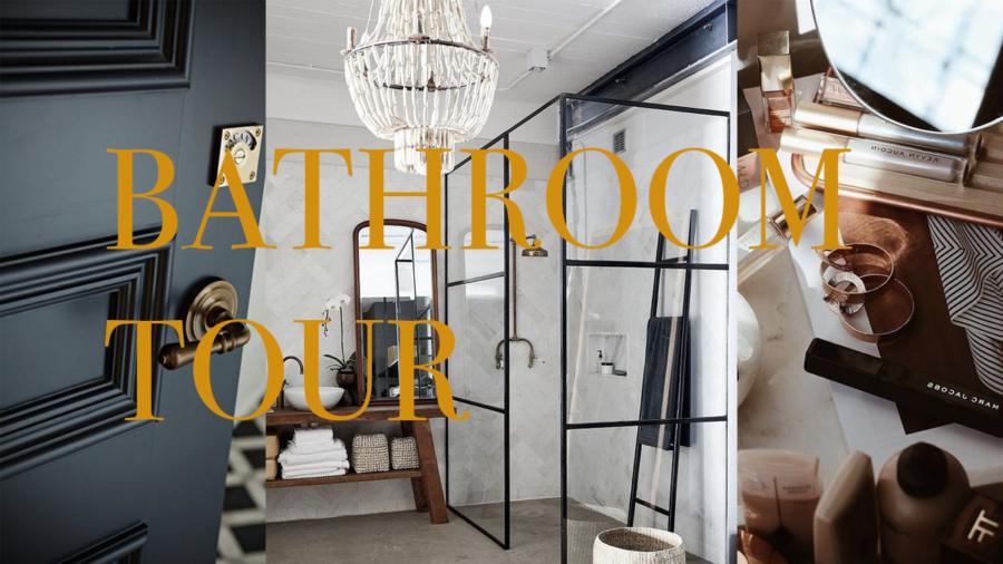 A sacred place – your bathroom