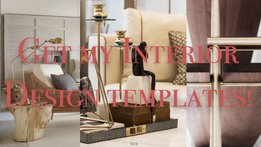 Get the templates I use for my work!