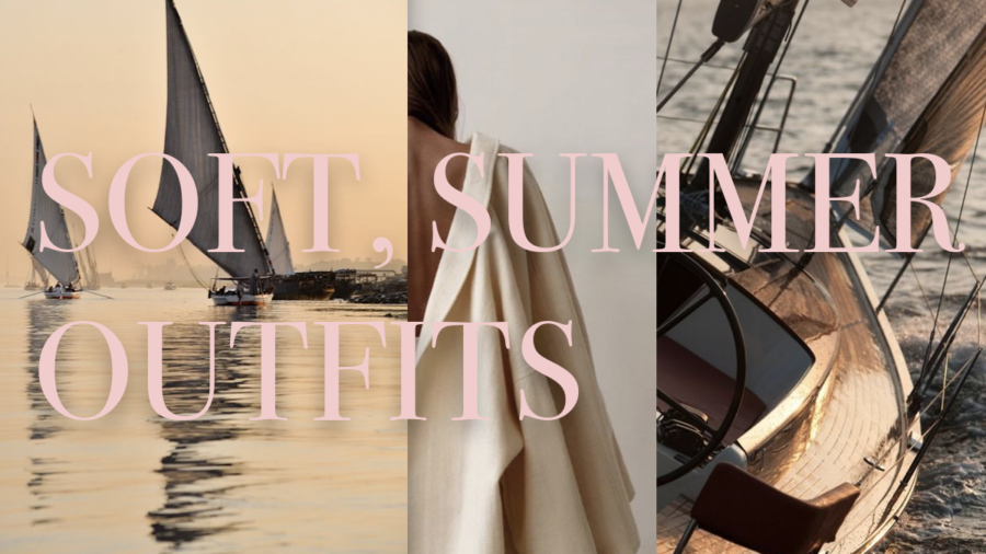 The only 5 Soft Summer Palette for cute Sailor Outfits you need