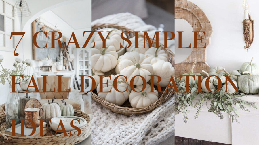The most affordable fall 2021 home decor trends for a trendy home