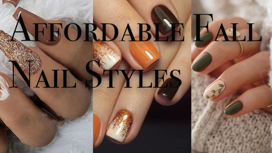 17 super easy fall nail designs – The best Almond nail designs for 2021