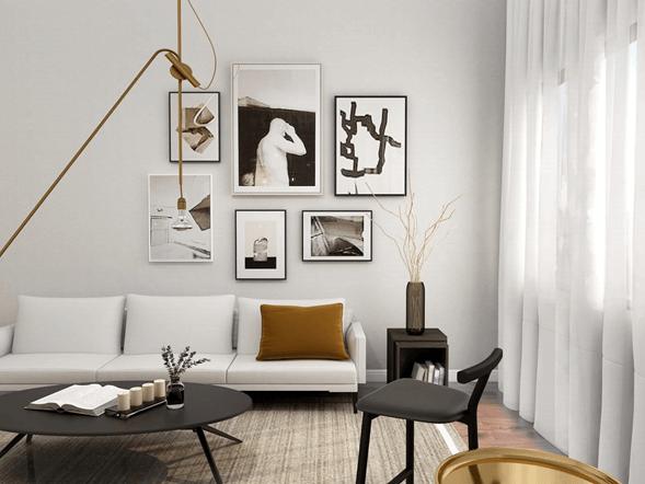 Urban Modern Interior Design 2