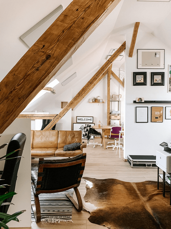 Urban Modern Interior Design 23