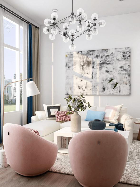 Urban Modern Interior Design 1