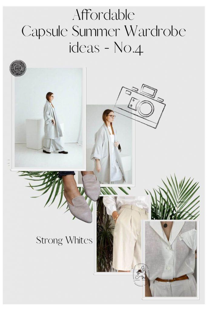 Capsule Summer Wardrobe 4