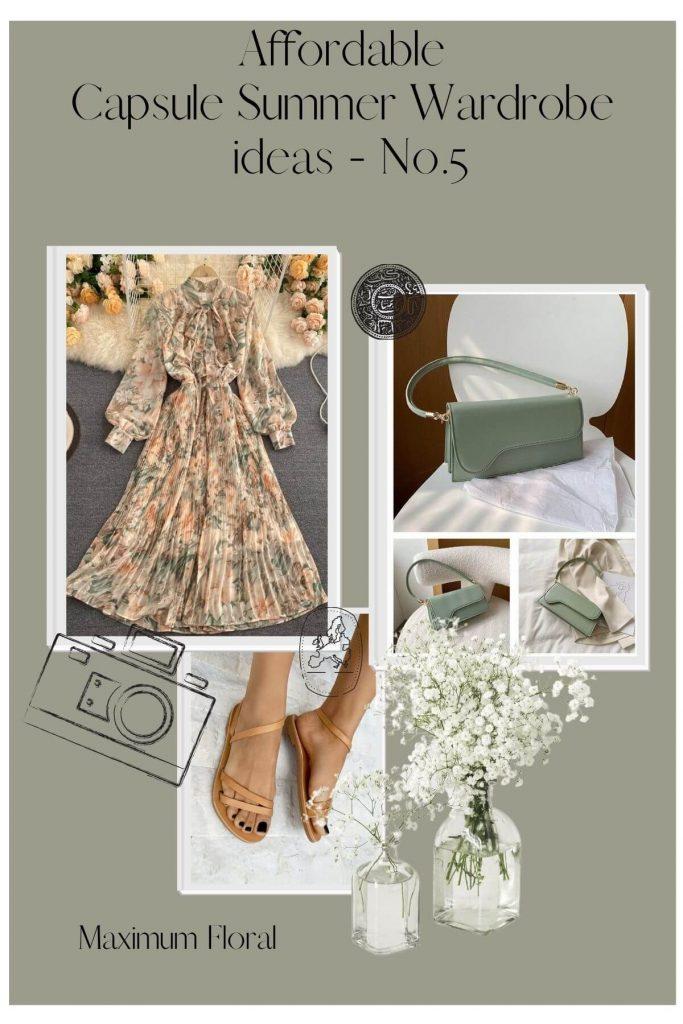 Capsule Summer Wardrobe 5